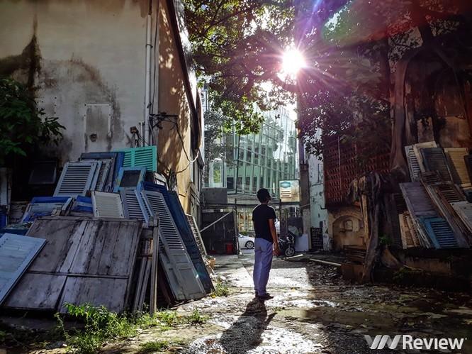 Một thoáng Sài Gòn qua ảnh chụp từ Galaxy J7 Prime ảnh 1