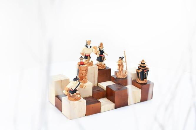 Tác phẩm bộ cờ vua
