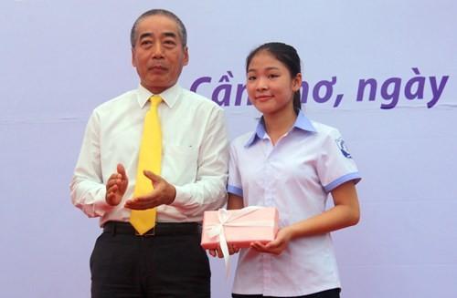 Phát động cuộc thi Viết thư quốc tế UPU lần thứ 46 ảnh 5