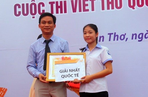 Phát động cuộc thi Viết thư quốc tế UPU lần thứ 46 ảnh 4
