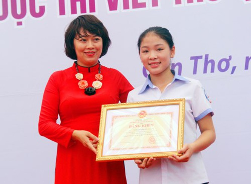 Phát động cuộc thi Viết thư quốc tế UPU lần thứ 46 ảnh 3