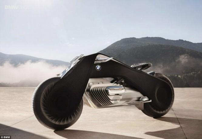 BMW ra mắt xe máy tự cân bằng siêu hiện đại ảnh 6