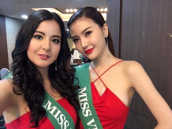 Video: Ngắm nhan sắc hotgirl Việt vừa đăng quang Nữ hoàng sắc đẹp toàn cầu 2016 ảnh 4