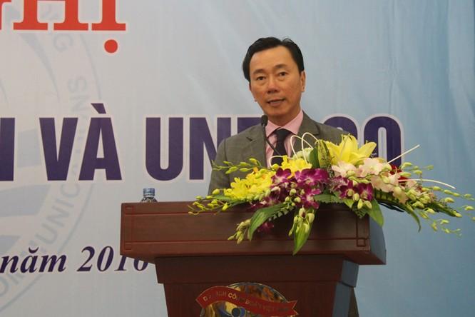 Bộ TT&TT tổ chức tập huấn về ASEAN và UNESCO ảnh 1