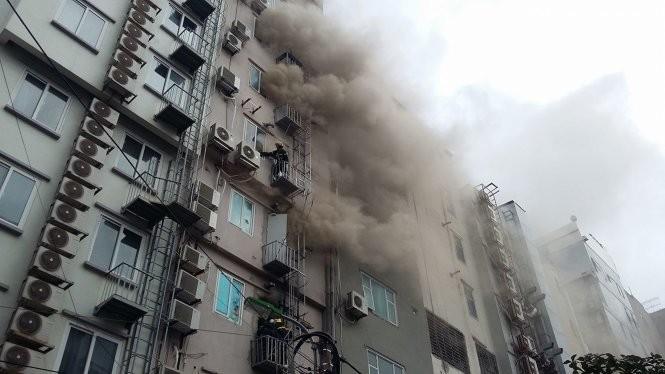 13 người chết cháy ở Cầu Giấy, Thủ tướng yêu cầu khẩn trương tìm người mắc kẹt ảnh 2