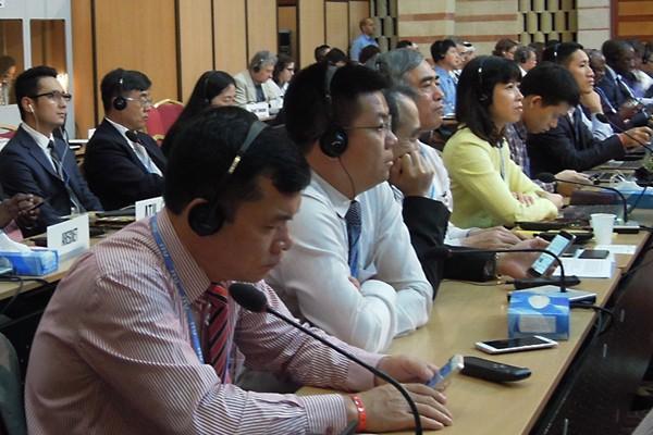 Việt Nam tham dự Hội nghị Tiêu chuẩn hóa viễn thông thế giới WTSA-16 tại Tunisia ảnh 2