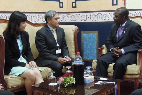 Việt Nam tham dự Hội nghị Tiêu chuẩn hóa viễn thông thế giới WTSA-16 tại Tunisia ảnh 3