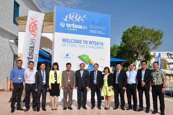 Việt Nam tham dự Hội nghị Tiêu chuẩn hóa viễn thông thế giới WTSA-16 tại Tunisia ảnh 1