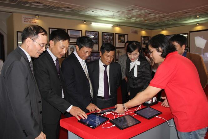 Triển lãm chủ quyền Hoàng Sa, Trường Sa tại tỉnh Hà Nam ảnh 1