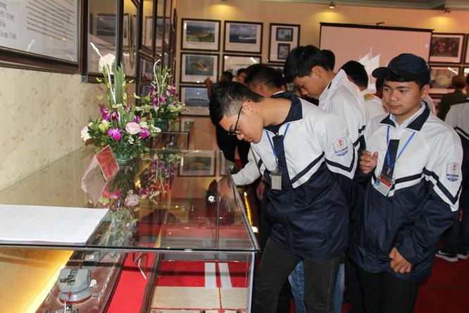 Triển lãm chủ quyền Hoàng Sa, Trường Sa tại tỉnh Hà Nam ảnh 4