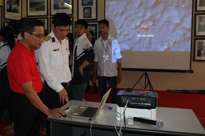 Triển lãm chủ quyền Hoàng Sa, Trường Sa tại tỉnh Hà Nam ảnh 2