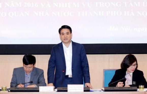 Năm 2017: Hà Nội sẽ hoàn thiện khung kiến trúc xây dựng Chính phủ điện tử ảnh 1