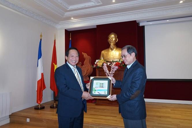 Đại sứ của nước mạnh về công nghệ thông tin ảnh 4