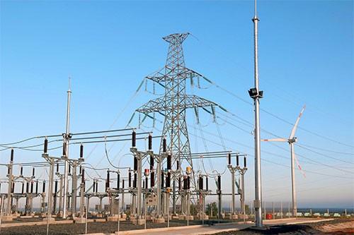 Bình Thuận: Thêm 1 nhà máy điện gió đi vào hoạt động ảnh 1