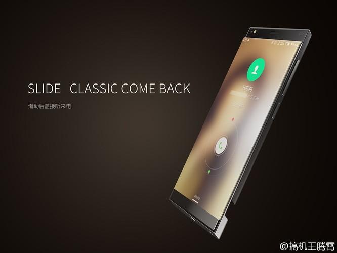 Chiêm ngưỡng mẫu điện thoại Nubia gần như không có viền màn hình ảnh 2
