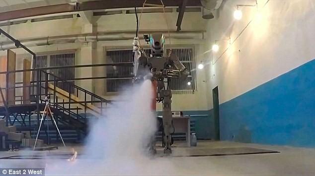 Choáng với các Robot Nga chuẩn bị chinh phục mặt trăng ảnh 6