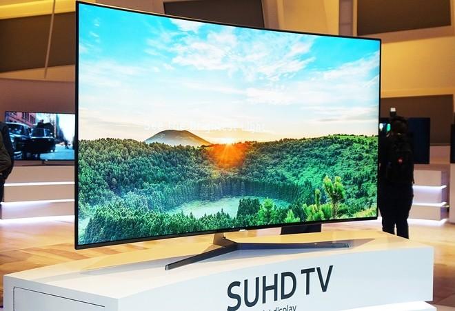 4 mẫu TV cao cấp nhất Việt Nam 2016 ảnh 1