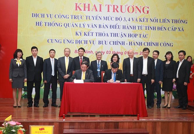 Bắc Ninh triển khai 117 dịch vụ hành chính công mức độ 3 và 4 ảnh 1