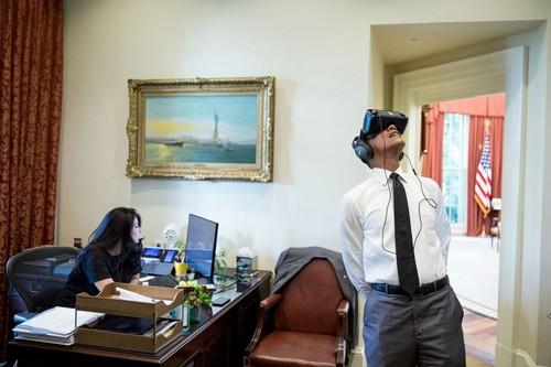 Cộng đồng game thủ nợ chính quyền Obama một lời cảm ơn ảnh 1