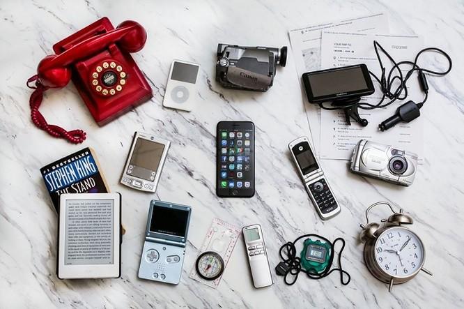 10 cách iPhone thay đổi tất cả ảnh 1