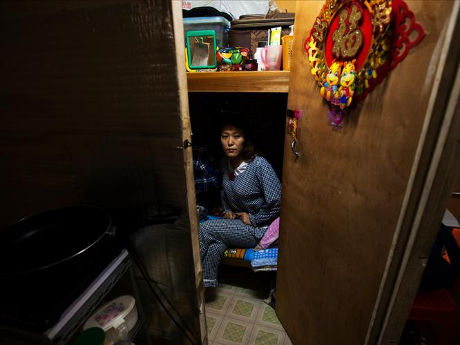 26 bức ảnh khó tin về cuộc sống trong những căn nhà siêu nhỏ ảnh 12