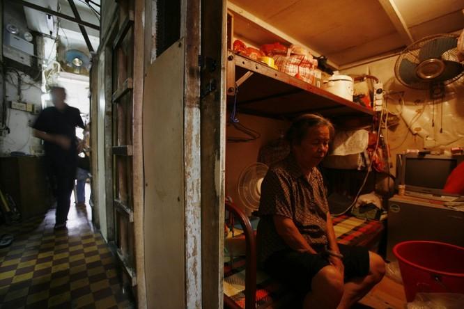 26 bức ảnh khó tin về cuộc sống trong những căn nhà siêu nhỏ ảnh 20