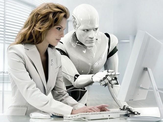 Năng suất tăng 250% vì thay 90% lao động bằng robot ảnh 1