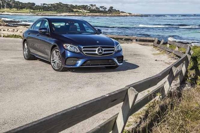 Điểm danh 9 mẫu sedan có công nghệ tiên tiến nhất 2017 ảnh 1