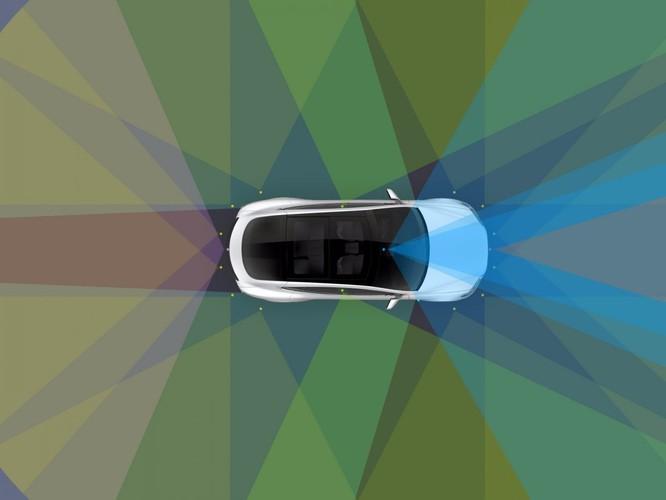 Điểm danh 9 mẫu sedan có công nghệ tiên tiến nhất 2017 ảnh 4