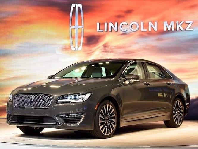 Điểm danh 9 mẫu sedan có công nghệ tiên tiến nhất 2017 ảnh 9