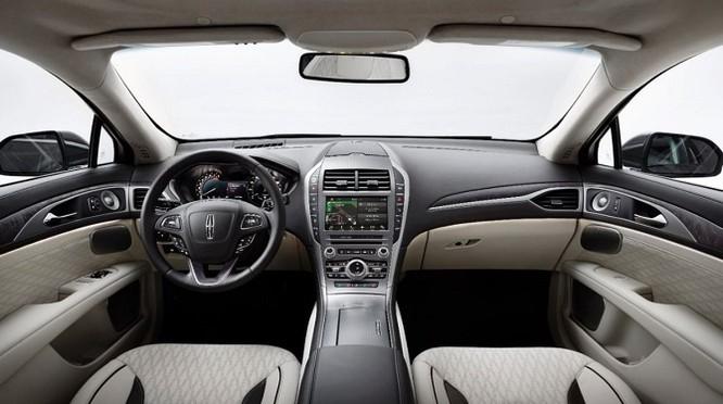 Điểm danh 9 mẫu sedan có công nghệ tiên tiến nhất 2017 ảnh 10