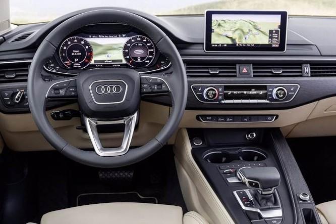 Điểm danh 9 mẫu sedan có công nghệ tiên tiến nhất 2017 ảnh 15