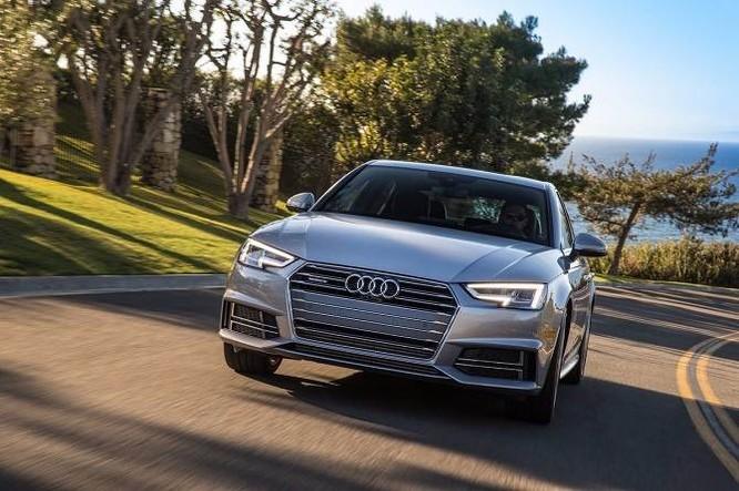 Điểm danh 9 mẫu sedan có công nghệ tiên tiến nhất 2017 ảnh 16