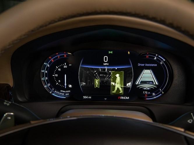 Điểm danh 9 mẫu sedan có công nghệ tiên tiến nhất 2017 ảnh 19