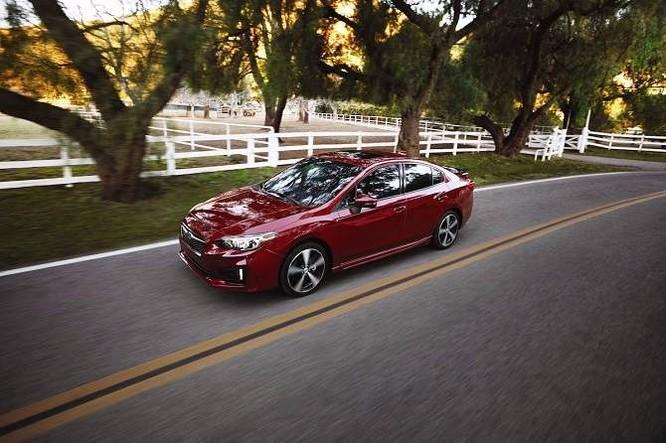 Điểm danh 9 mẫu sedan có công nghệ tiên tiến nhất 2017 ảnh 21