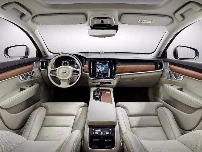 Điểm danh 9 mẫu sedan có công nghệ tiên tiến nhất 2017 ảnh 26