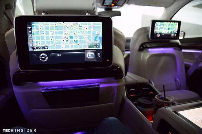 Điểm danh 9 mẫu sedan có công nghệ tiên tiến nhất 2017 ảnh 28
