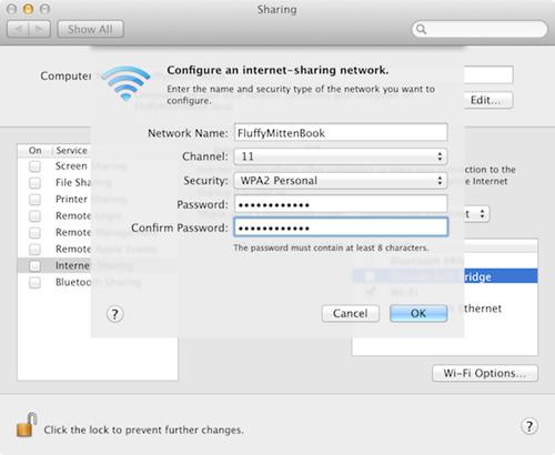 Tạo điểm phát Wi-Fi miễn phí ảnh 4