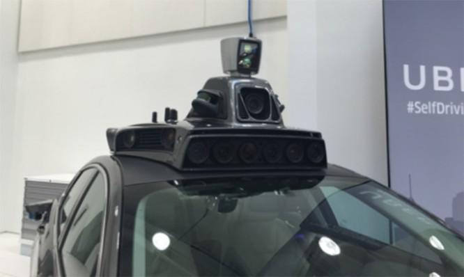 """Uber """"phản pháo"""" cáo buộc đánh cắp công nghệ xe tự lái của Google ảnh 1"""