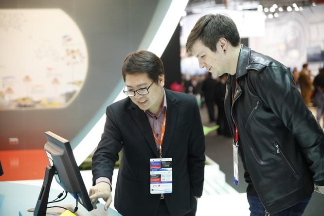 Cơ hội để Viettel giới thiệu giải pháp công nghệ cho xã hội thông minh tới cộng đồng công nghệ quốc tế.