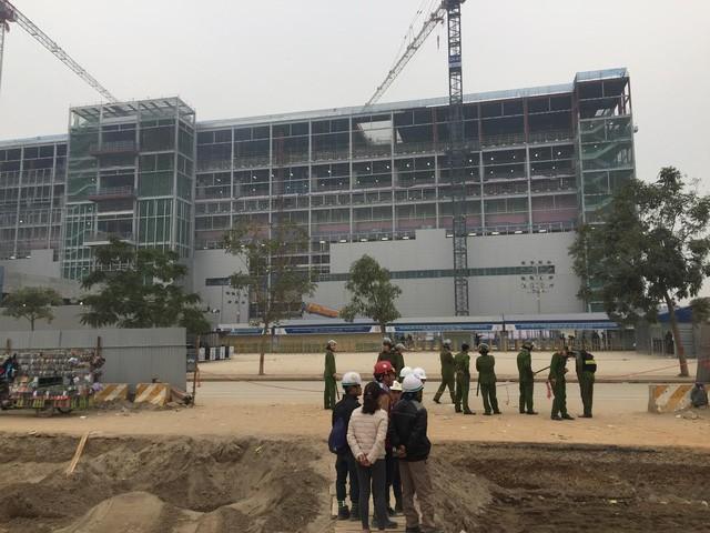 Công an Bắc Ninh nói về nguyên nhân xô xát tại Samsung Display ảnh 1