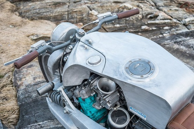 Chiêm ngưỡng xế nổ hàng thửa từ Yamaha GTS1000 ảnh 4