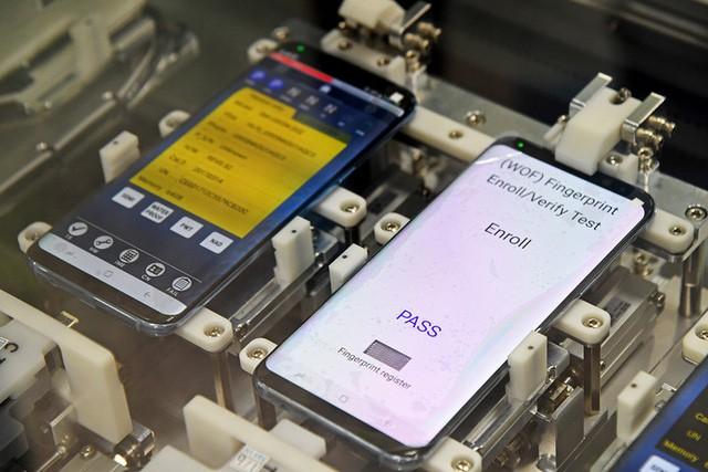 Chuyện chưa từng được kể về quá trình sản xuất điện thoại Samsung ảnh 8