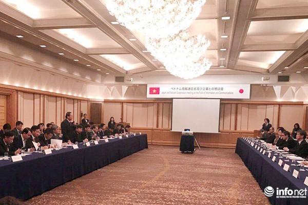 Cơ hội vàng cho các tập đoàn công nghệ nước ngoài đầu tư vào Việt Nam ảnh 1