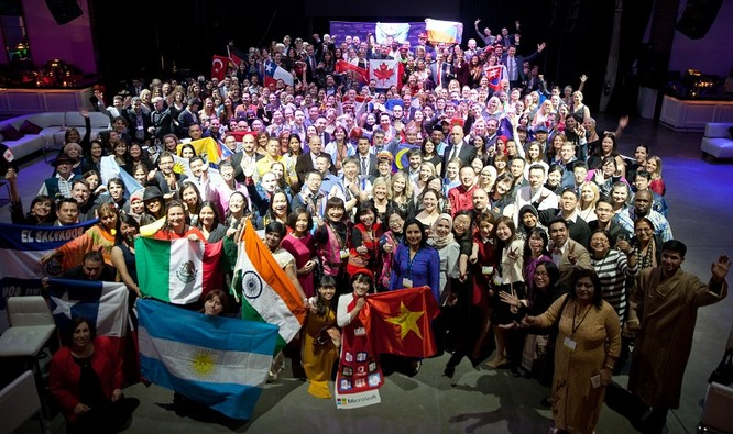 Cô giáo Việt giành giải cao nhất tại Diễn đàn Giáo dục toàn cầu ảnh 1