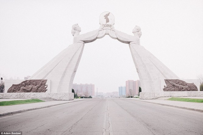 Hé lộ cuộc sống bên trong đất nước Triều Tiên ảnh 2