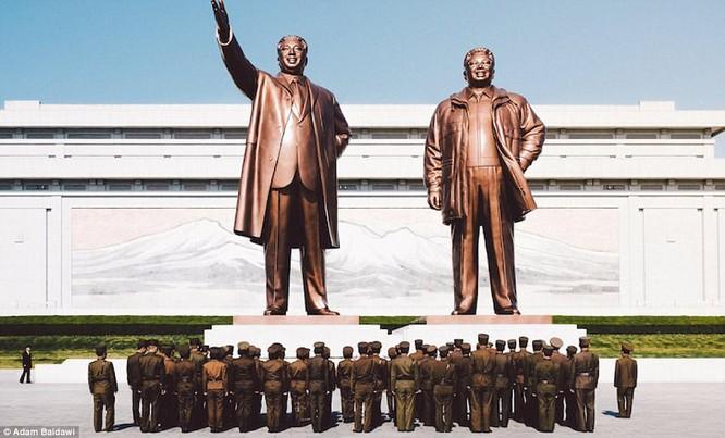 Hé lộ cuộc sống bên trong đất nước Triều Tiên ảnh 4