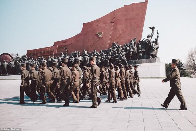 Hé lộ cuộc sống bên trong đất nước Triều Tiên ảnh 5