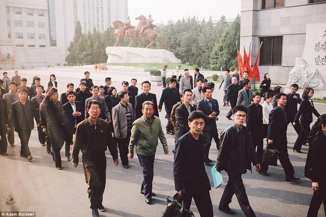 Hé lộ cuộc sống bên trong đất nước Triều Tiên ảnh 8