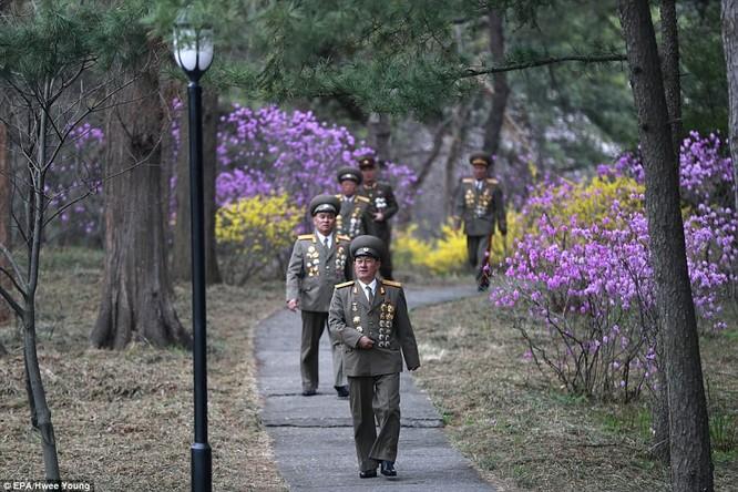Hé lộ cuộc sống bên trong đất nước Triều Tiên ảnh 40